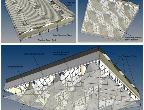 Modular roof Development