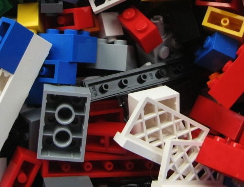 Tactile Memories of Lego